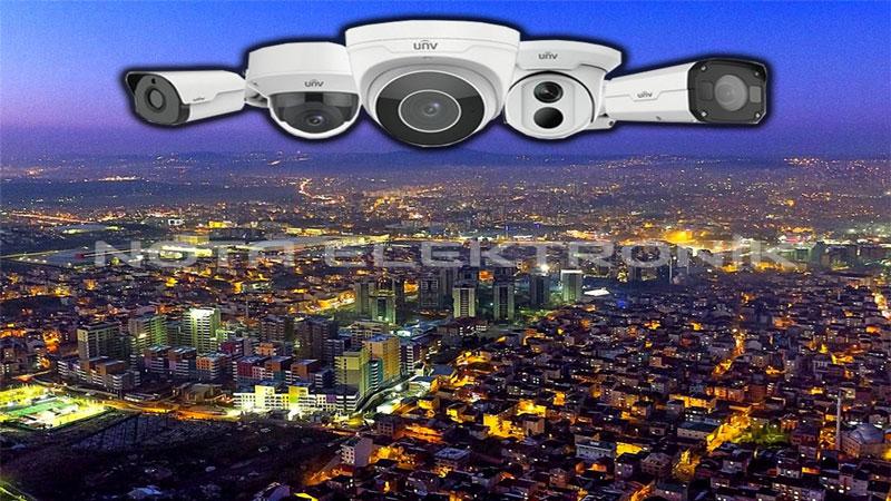 sancaktepe güvenlik kamera servisi