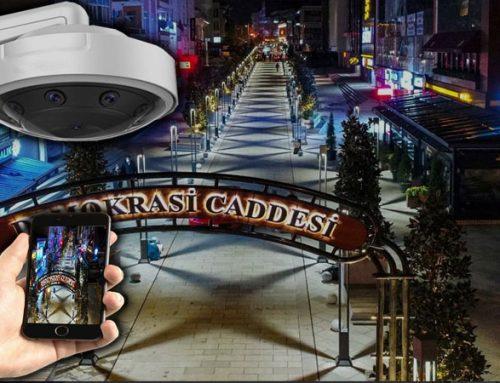 Sancaktepe Güvenlik Kamera Sistemleri
